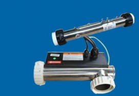 Varios modelos de calentador de agua